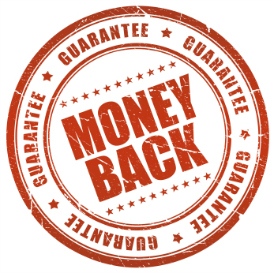 Money back guarantee (1)