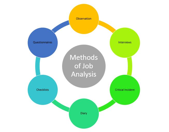 Model  Methods Of Job Analysis  ManagersdoorCom